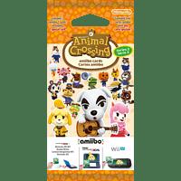 Animal Crossing amiibo-Karten Serie 2 - 3 Stück