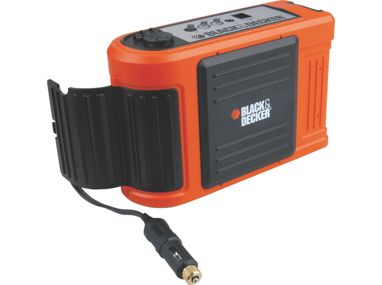 BLACK+DECKER 70104 Starthilfegerät / Energiestation Starthilfegerät/Energiestation, Schwarz/Orange