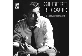 Gilbert Bécaud - Et Maintenant-50 Große Erfolge  - (CD)