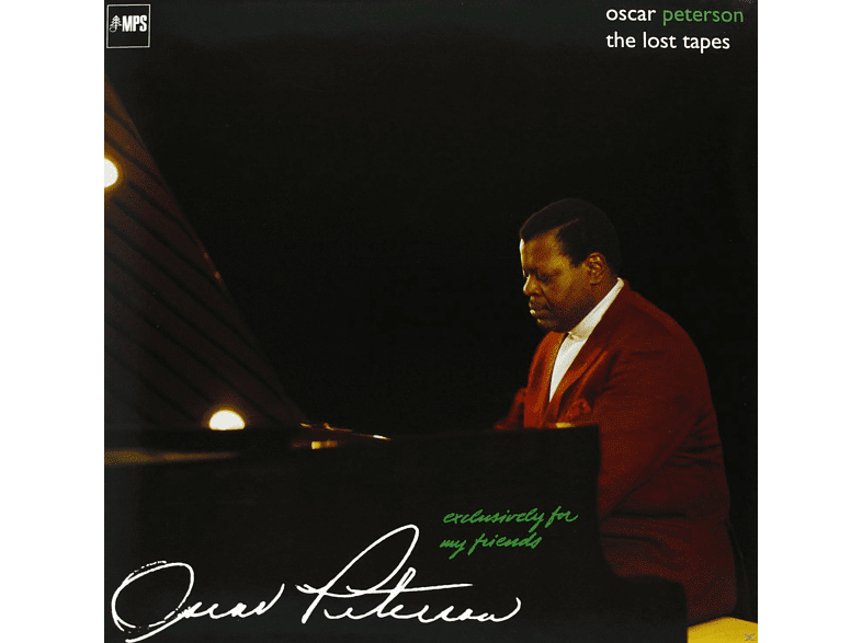 Oscar Peterson - LOST TAPES [Vinyl]