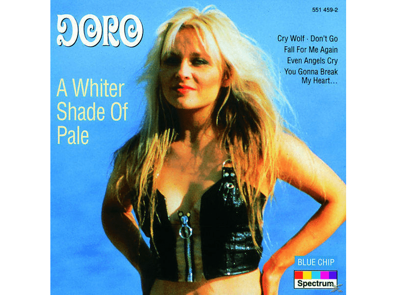 Doro - Whiter Shade Of Pale [CD]
