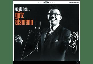 Götz Alsmann - Gestatten-Götz Alsmann  - (CD)