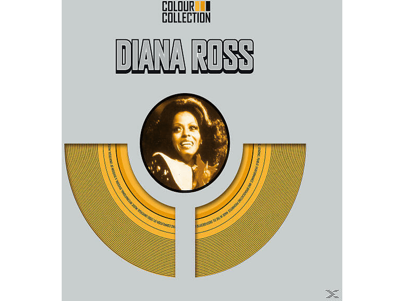 Diana Ross - COLOUR COLLECTION [CD]