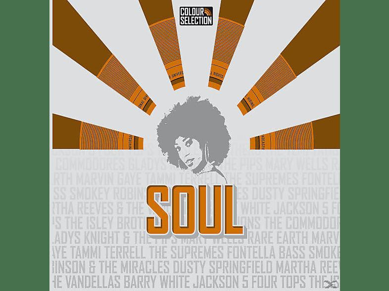 VARIOUS - COLOUR SELECTION (SOUL) [CD]