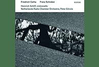 Cerha Friedrich, Schiff/Netherlands Radio Chamber Orchestra/Eötvös - CELLOKONZERT (SCHREKER:KAMMERSINFONIE) [CD]