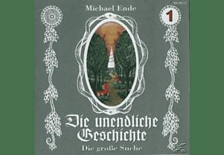 Die unendliche Geschichte 1 - Die große Suche  - (CD)