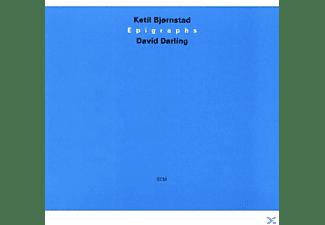 Ketil Björnstad, Björnstad, Ketil / Darling, David - Epigraphs  - (CD)