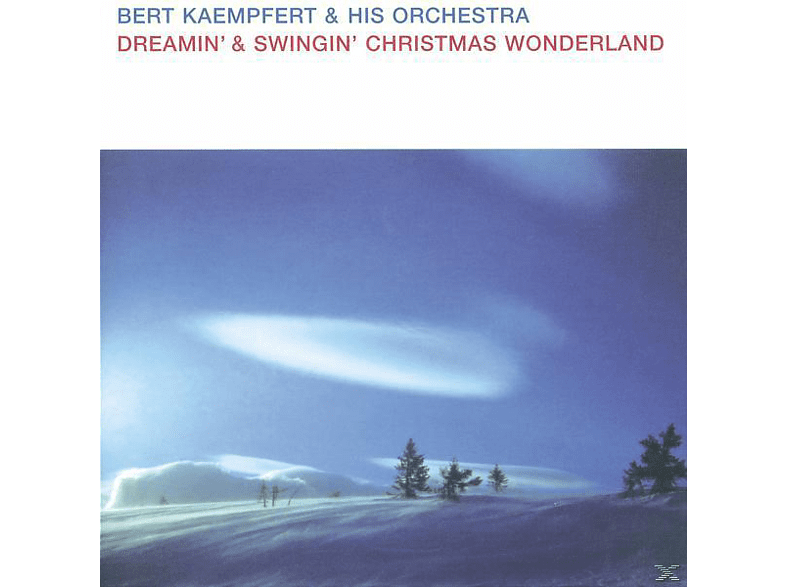 Bert Kaempfert - Dreamin' & Swingin' Christmas [CD]