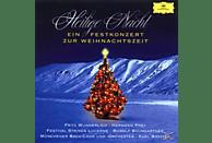 Hermann Prey, Wunderlich/Prey/Richter/+ - HEILIGE NACHT - EIN FESTKONZERT [CD]