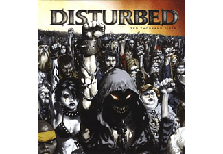 Disturbed - Ten Thousand Fists  - (Vinyl)