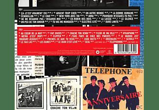 Telephone - A Coeur De Telephone-Best Of  - (CD)