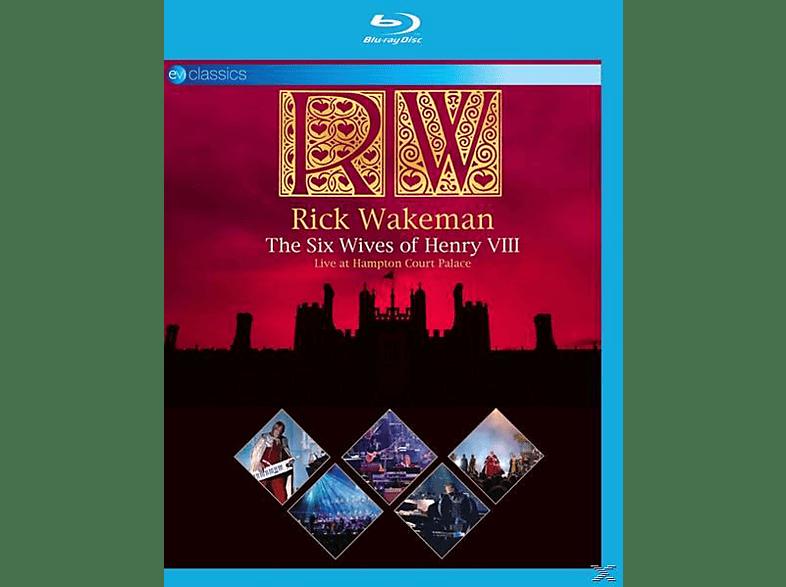 Rick Wakeman - THE SIX WIVES OF HENRY VIII-LIVE AT HAMPTON COURT [Blu-ray]