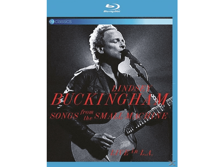 Lindsey Buckingham - SONGS FROM THE SMALL MACHINE-LIVE IN L.A. [Blu-ray]