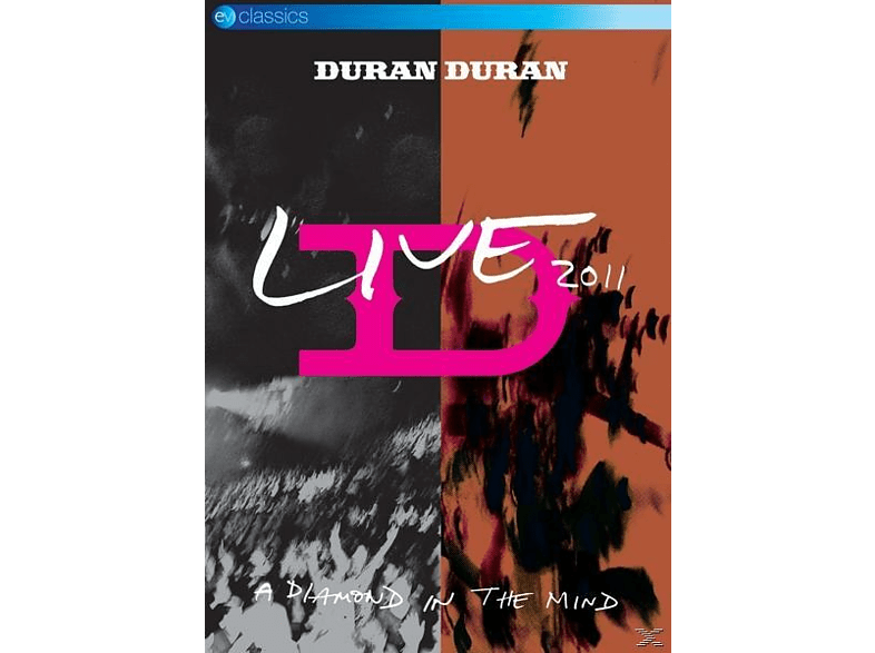 Duran Duran - LIVE 2011-A DIAMOND IN THE MIND [DVD]