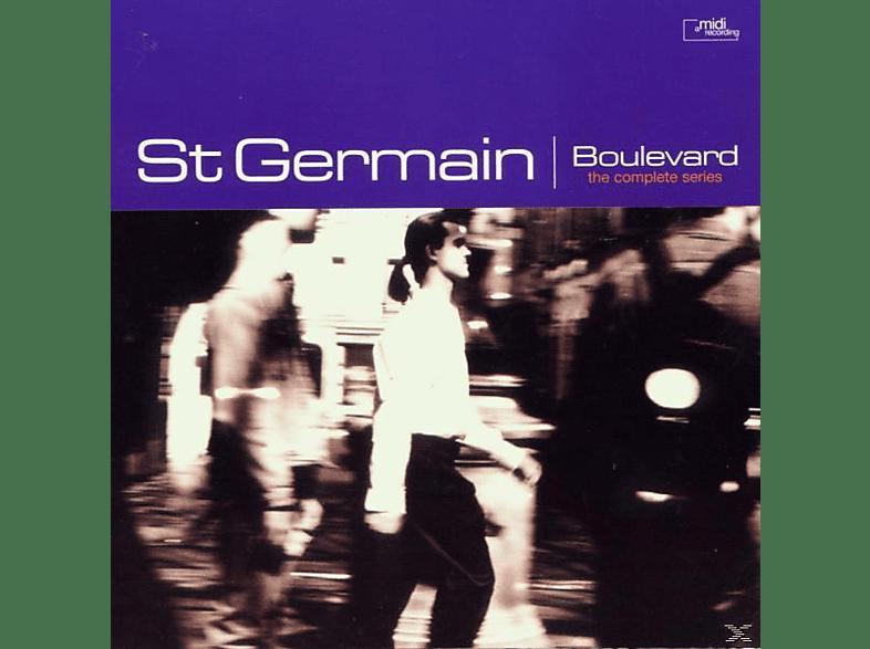 St. Germain, ST.GERMAIN - Boulevard [CD]