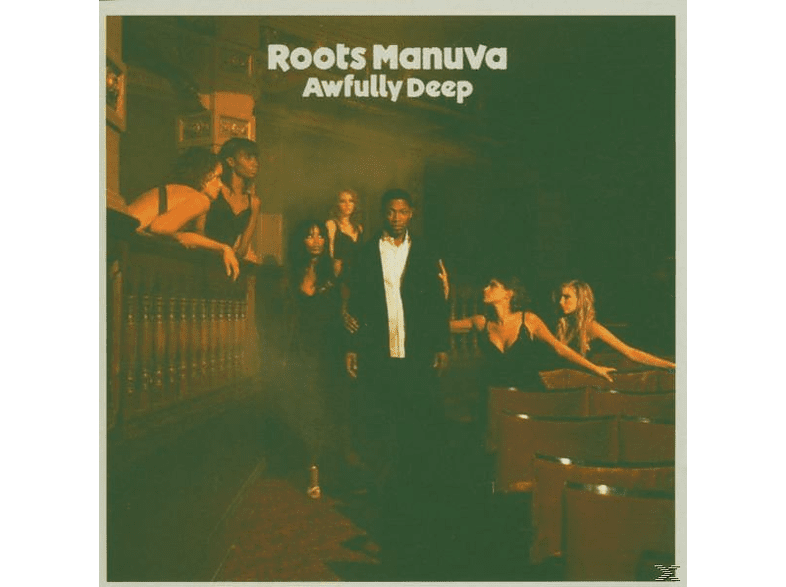 Roots Manuva - Awfully Deep [CD]