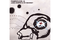 Murphy,James & Mahoney,Pat - Fabric Live 36 [CD]