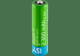 ISY IAB-2001 AA (Mignon) Batterie (wiederaufladbar), Ni-MH, 1.2 Volt, 2300 mAh 4 Stück