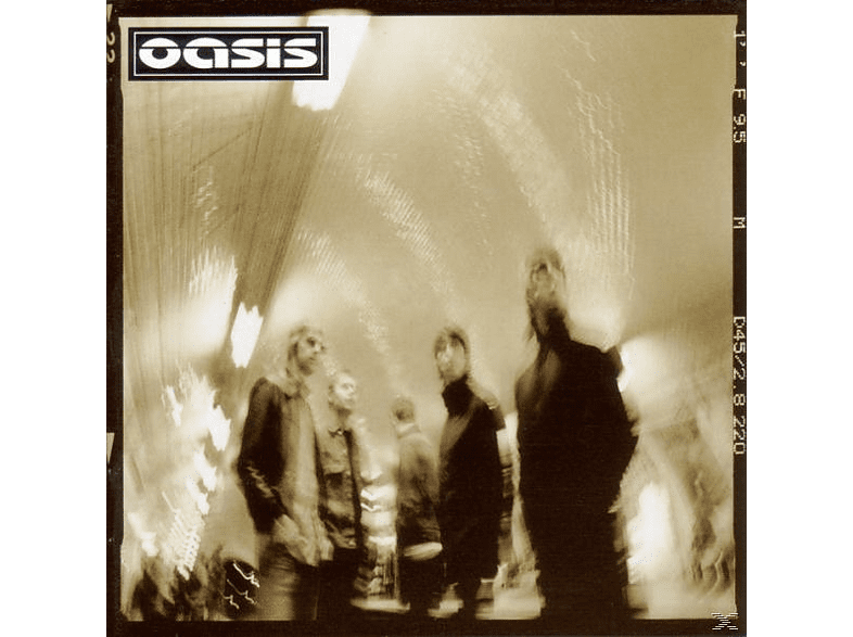 Oasis - HEATHEN CHEMISTRY [Vinyl]
