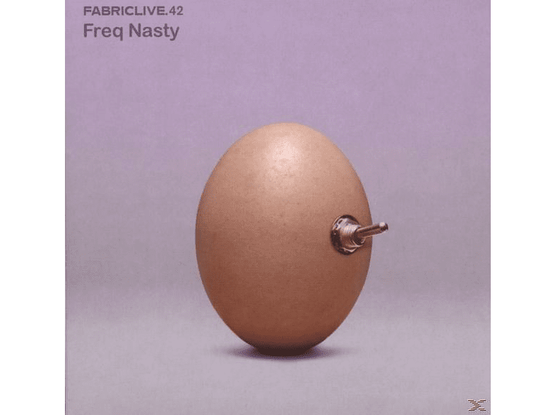 Freq Nasty - Fabric Live 42 [CD]