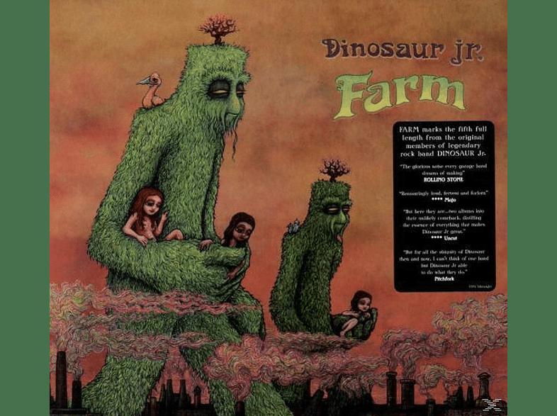 Dinosaur Jr. - Farm [CD]
