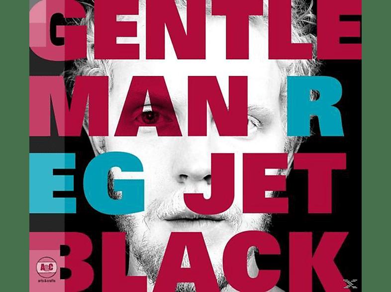 Gentleman Reg - Jet Black [CD]