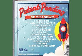 Patent Pending - Riot Hearts Rebellion  - (CD)