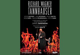 Peter Seiffert, Marina Prudenskaja, Ann Petersen, Staatskapelle Berlin, René Pape, Peter Mattei - Tannhäuser  - (DVD)