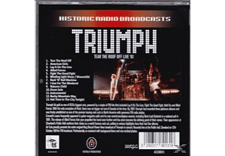 Triumph - Tear The Roof Off Live In 81  - (CD)