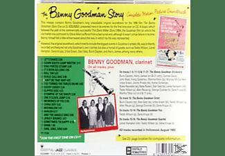 Benny Goodman - The Benny Goodman Story-Complete Motion  - (CD)