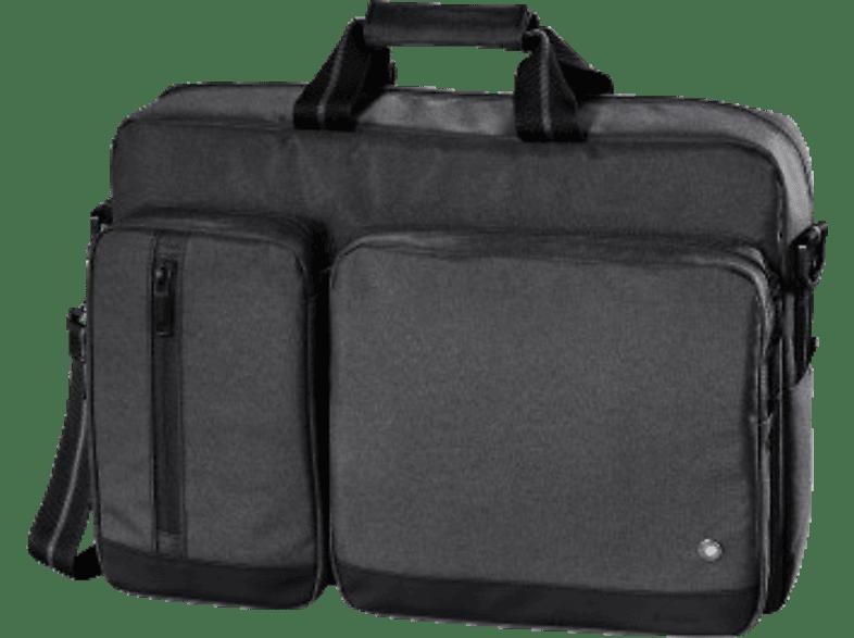 HAMA Halifax Notebooktasche, Aktentasche, 14.1 Zoll, Schwarz