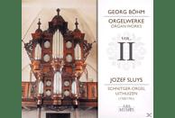 Jozef Sluys (orgel), Sluys Jozef - Orgelwerke Vol.2 [CD]