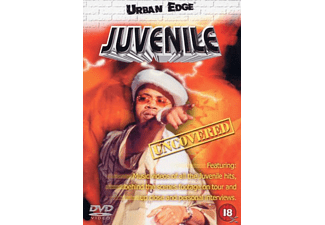 Juvenile - Uncovered  - (DVD)