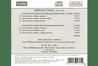 Royalphilharmonic - FINZI CLARINET CON./CELLO CON. [CD]