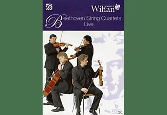 Wihan Quartet - Dvd-String Quartets Live  - (CD)