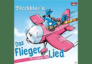 Blechblos'n Die Bayrische Band - So a schöner Tag - Das Fliegerlied  - (Maxi Single CD)