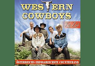 Western Cowboys - Ka Zeit  - (CD)