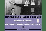 Charles Trenet - The Complete(1933-1936) Charles Et Johnny [CD]