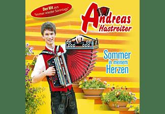 Andreas Hastreiter - Sommer in meinem Herzen  - (5 Zoll Single CD (2-Track))