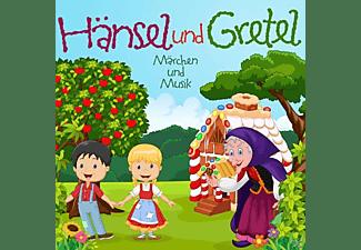 Gebrueder Grimm - Hänsel Und Gretel  - (CD)