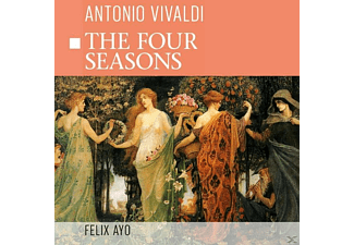 Felix Ayo - The Four Seasons  - (CD)