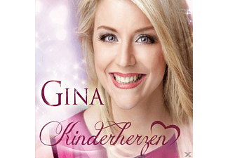 Gina - Kinderherzen - (5 Zoll Single CD (2-Track))