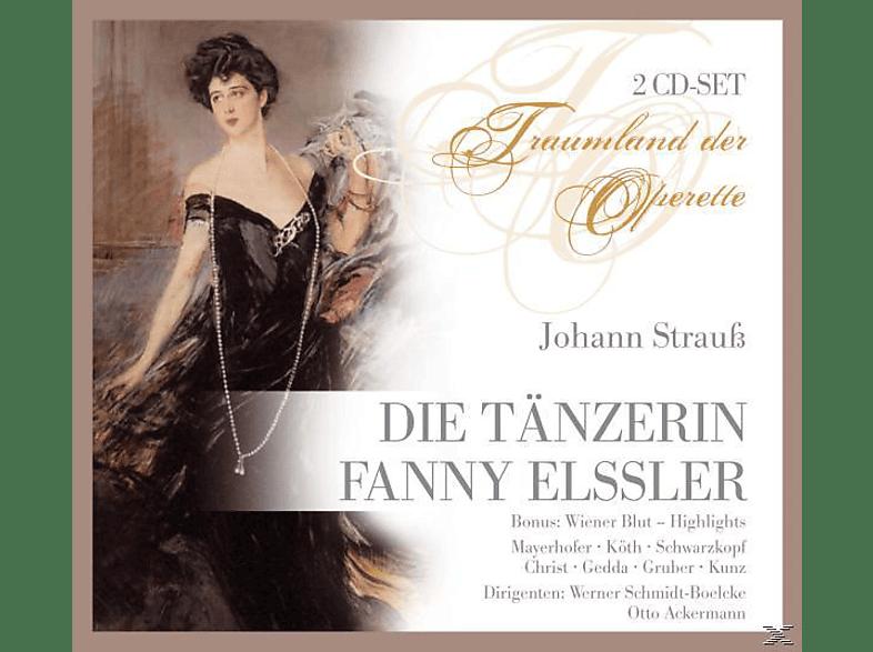 Mira;Schmidt-Boelke;Mayerhofer - Die Tänzerin Fanny Elssler [CD]