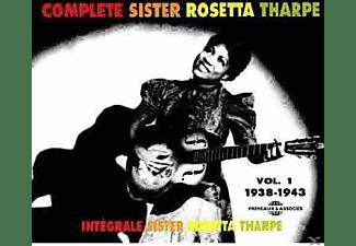 Sister Rosetta Tharpe - Complete Sister Rosetta Tha  - (CD)