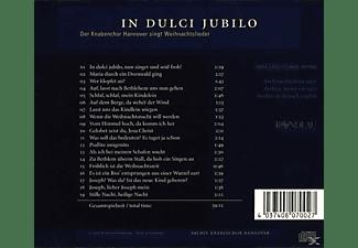 Hennig - In Dulci Jubilo-Der Knabenchor Hannover  - (CD)
