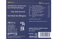 THILO-WOLF-QUINT. - Von Bach Bis Ellington [CD]