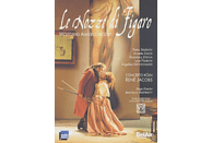 Rene Jacobs, Concerto Köln, Pietro Spagnoli - Mozart - Le Nozze Di Figaro [DVD]