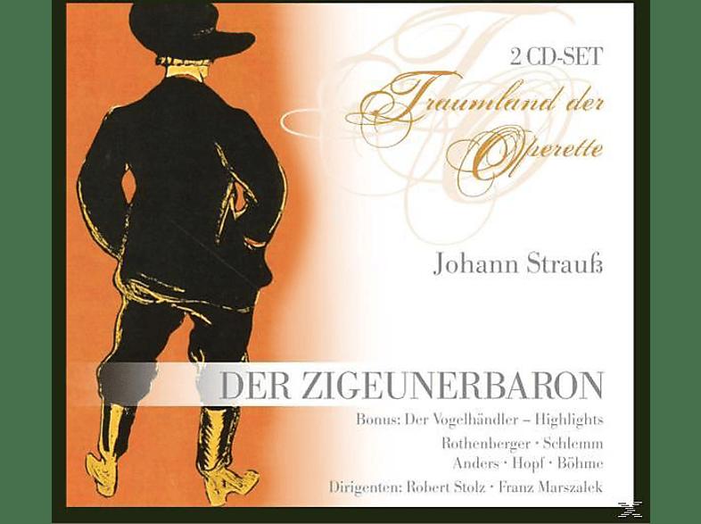 Stolz;Boehme;Hopf - Der Zigeunerbaron [CD]