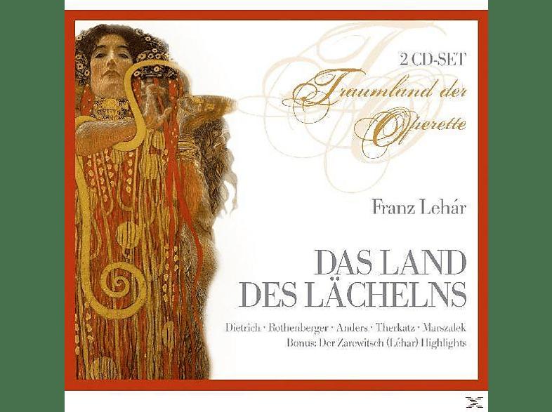 VARIOUS - Das Land Des Lächelns+ Bonus:Der Zarewitsch [CD]