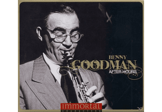 Benny Goodman - After Hours - (CD)